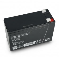AGM battery 12V 9Ah Green Cell