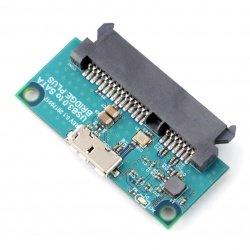USB 3.0 - SATA HDD/SSD...