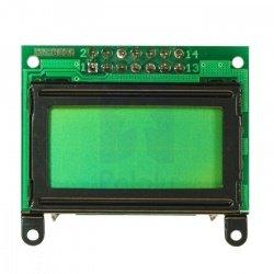 LCD display 8x2 - Black...
