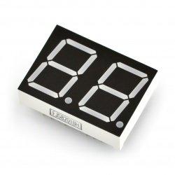 Eight-segment display x2 -...