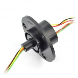 Slip Ring - 6 Wire 2A 22mm