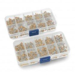 Molotithic capacitors kit...