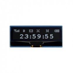 2.23'' 128x32px OLED...