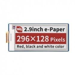 E-Paper E-Ink Display 2,9''...