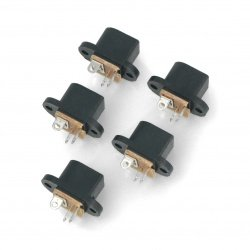 DC 5.5 x 2.1mm socket for...