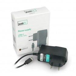 Power supply justPi USB-C...