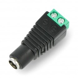 DC 5.5x2.5mm socket with...