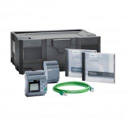 LOGO! 8 Starter Kit 12/24RCE - Siemens 6ED1057-3BA01-0AA8
