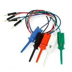 Cable set male plug with...