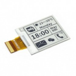 E-paper E-Ink 1.54''...