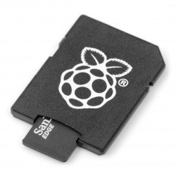 Raspberry Pi 4B memory cards