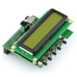 Raspberry Pi Hat - keyboards and displays