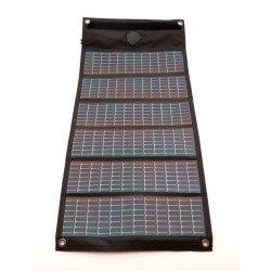 Solar panels - foldable