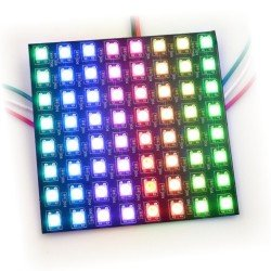LED stripes and matrices