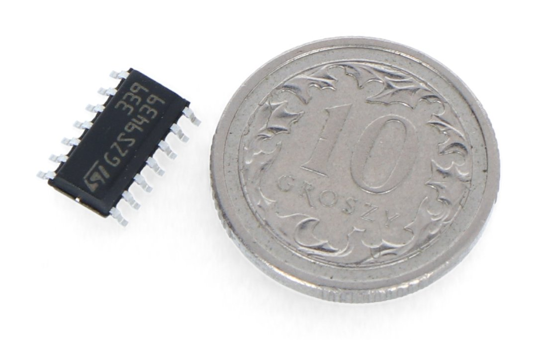 Komparator LM339