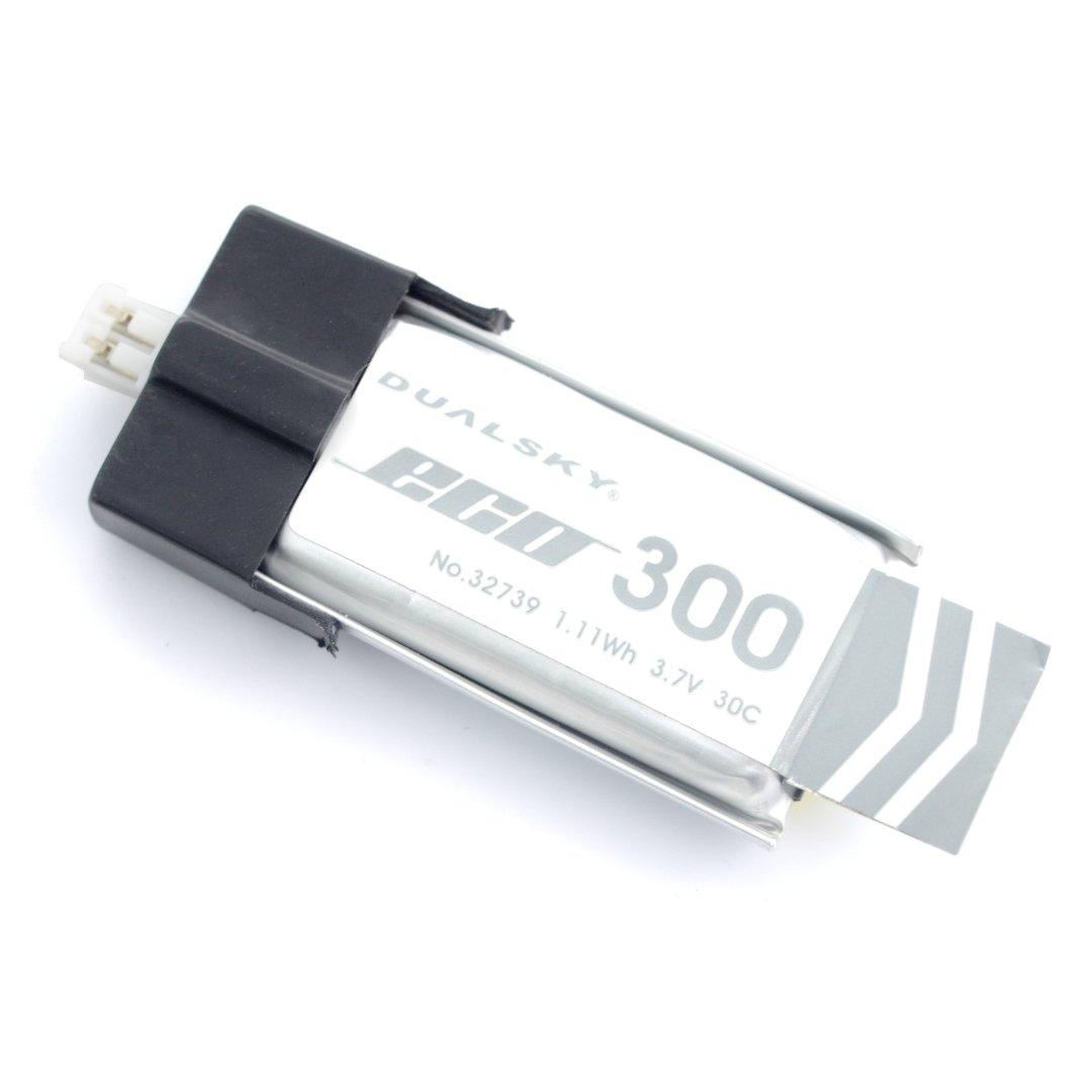 Akumulator Li-Pol Dualsky 300 mAh 3,7 V