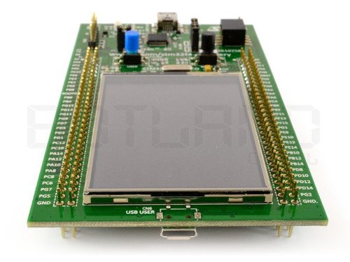 STM32F429I-DISC1 - Discovery
