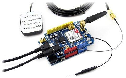 GPS/GPRS/GSM Shield dla Arduino