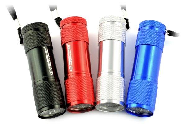 Mini flashlight 9LED Altair Esperanza EOT004M - 1W_