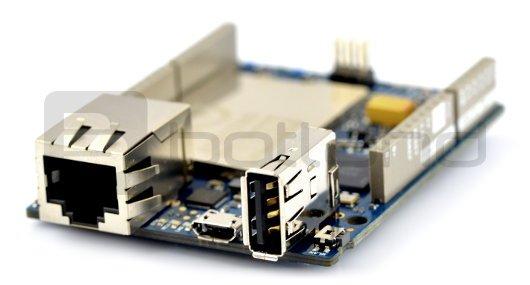 Arduino Tian - WiFi + Ethernet + Bluetooth
