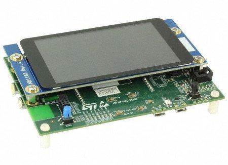 STM32F769l-DISCO z ekranem dotykowym
