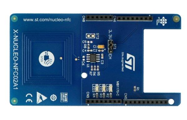 STM32 NUCLEO-NFC02A1