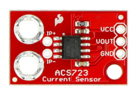 SparkFun Current Sensor Breakout - ACS723 Low Current