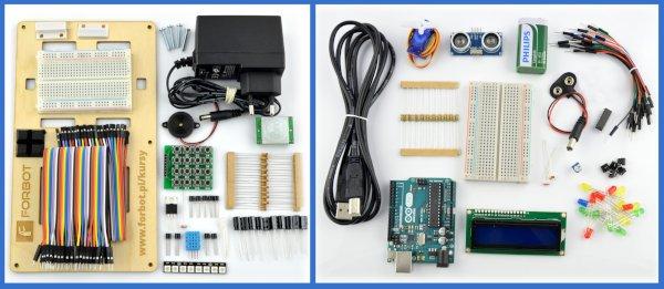 Zestaw do nauki programowania Arduino poziom mistrz