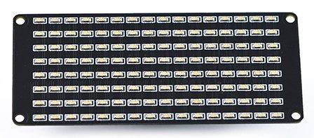 Wyświetlacz LED Matrix 8 razy 16 do Mbota.