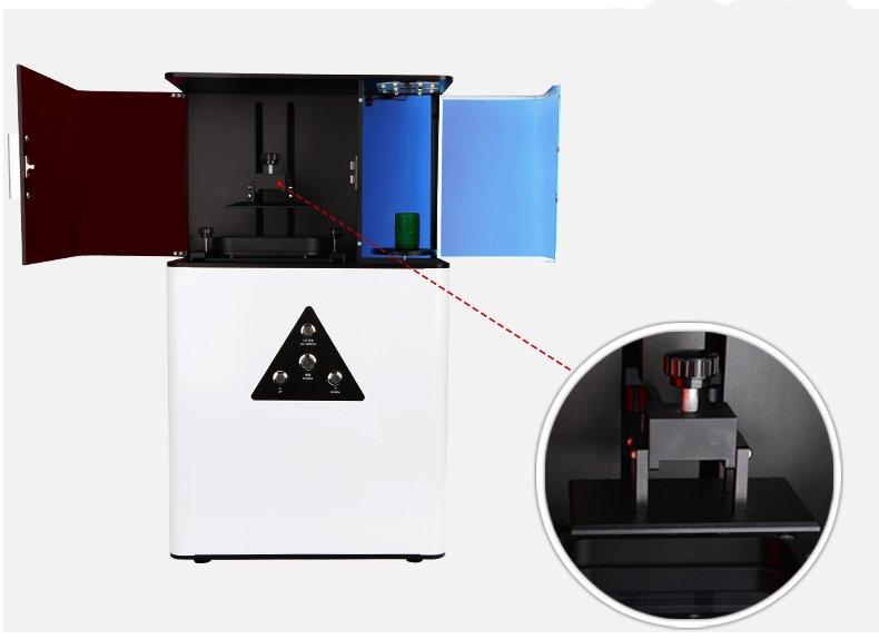 Aluminiowe koryto w drukarce Creality DP-001