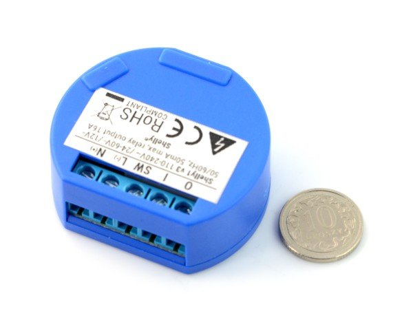Shelly1 - Relay Switch 16A