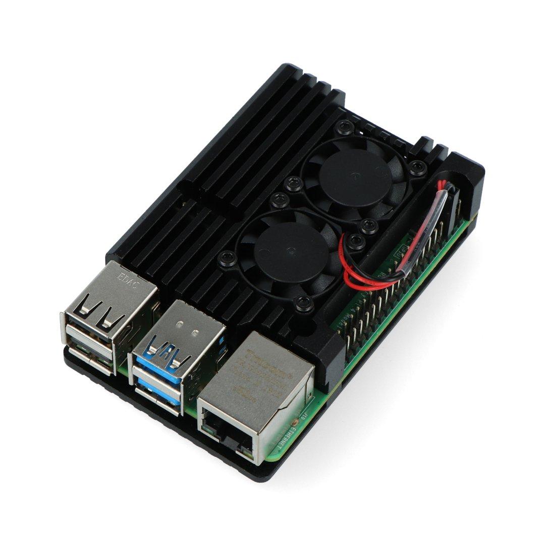 Aluminiowa oobudowa do Raspberry Pi