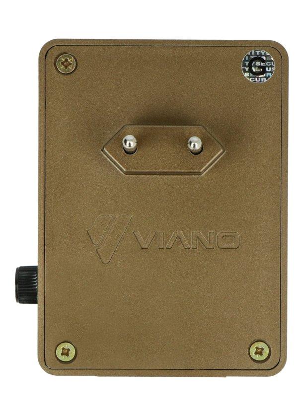 Urządzenie zasilane jest przy wykorzystaniu standardowego gniazdka sieciowego 230 V.