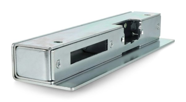 Kaseta uniwersalna cynkowana - Elektra R3-KAS-U-C do montażu domofonu