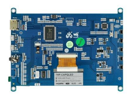 Urządzenie wykorzystuje port HDMI.