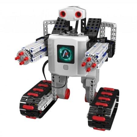 Robot stworzony przy wykorzystaniu elementów zestawu Krypton 8 V2.
