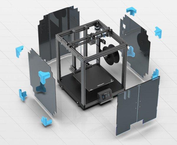 Zaawansowana konstrukcja pozwala uzyskać jeszcze lepsze efekty drukowania.