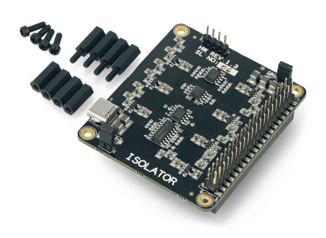 Allo I2S Isolator v1.2