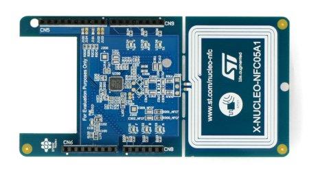 Oparta o mikrokontroler ST25R3911B.