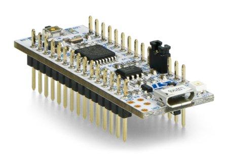 Wyposażona w rdzeń ARM Cortex M0+.