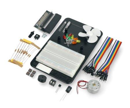 Inventor's Kit dla BBC micro:bit - wersja dla języka Python - Kitronik 5669