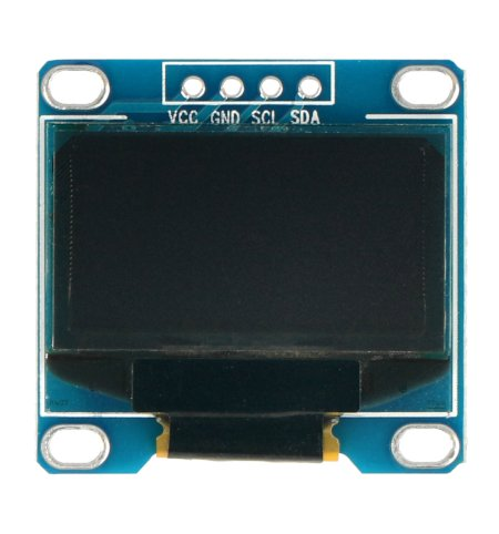 Wyświetlacz OLED od Rak Wireless.