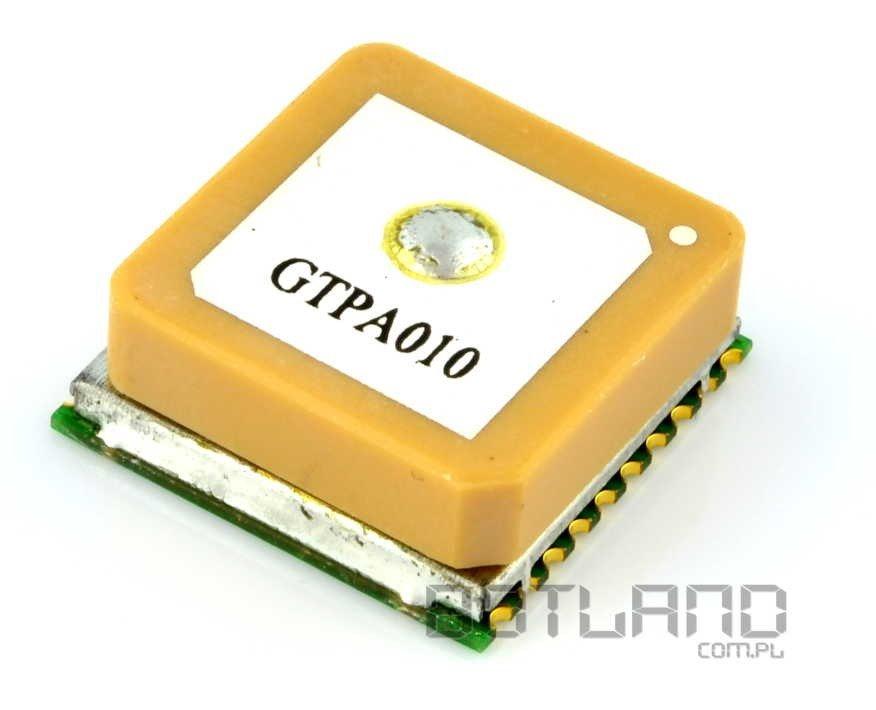 Moduł komunikacyjny GPS GPS-GMS-U1LP